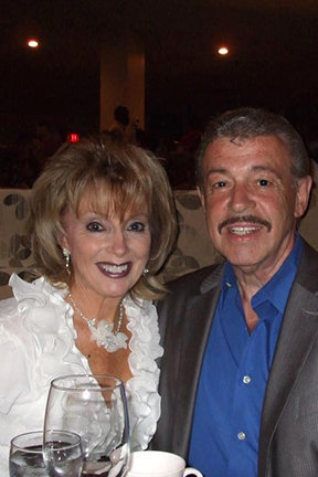 John and Marilyn Brooks