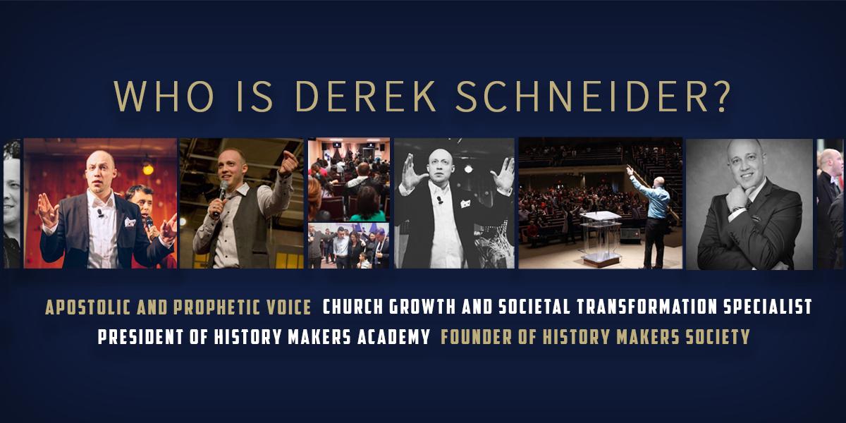 who is derek scheider