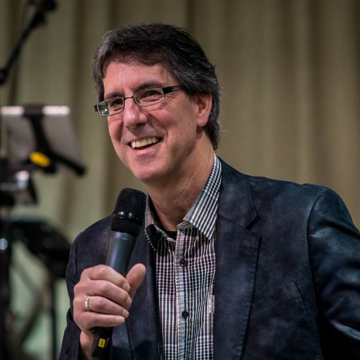Pastor Alain Caron