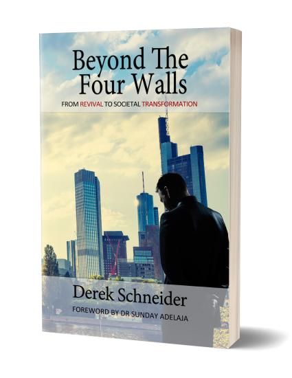 Beyond the four walls finished barcode spine is 42